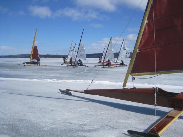 2013 Season Highlights – TEST – Chickawaukie Ice Boat Club