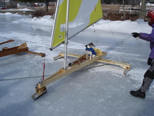 Chickawaukie Ice Boat Club