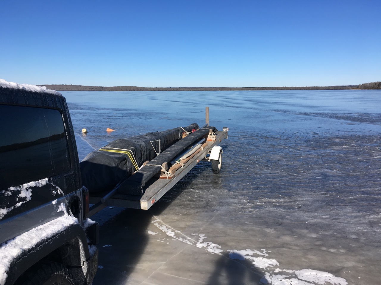 Chickawaukie Ice Boat Club | Maine ice boat enthusiasts and